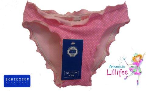 Preisvergleich Produktbild Prinzessin Lillifee Badehose - Badehöschen Gr.74-104 - Schiesser 114173 (86/92)