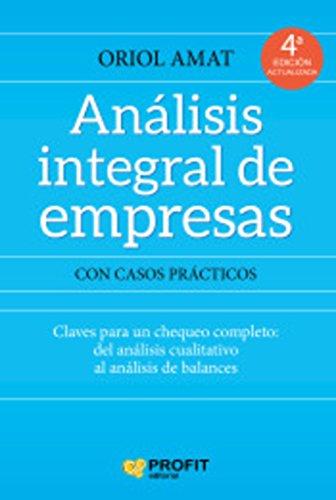 ANALISIS INTEGRAL DE EMPRESAS