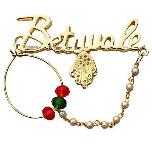 FURE Betiwale Brooch for Men & Women