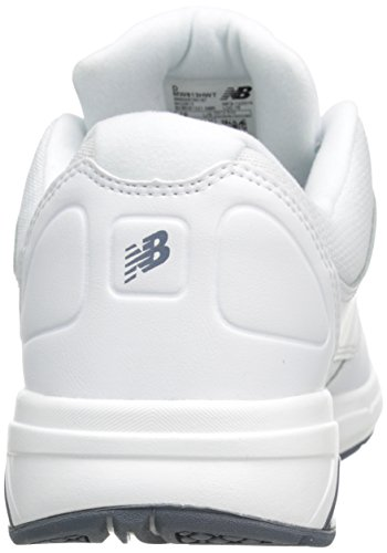 New Balance Men's MW813V1 Walking Shoe, White, 10 D US White