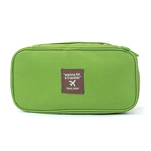 YMCHE Reise-Multifunktionsspeicher Einfache Kosmetiktasche Unterwäsche BH Lagerung Finishing Bag