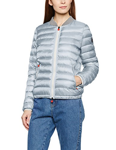 Marc O'Polo 702111970001, Blouson Femme Blau (dusty blue 818)