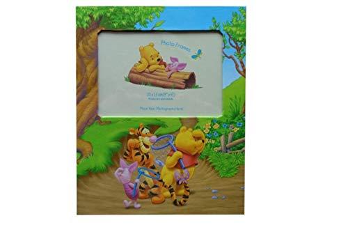 (Anker International PLC. Fotorahmen Disney's Winnie The Pooh für Bilder 10x15cm)