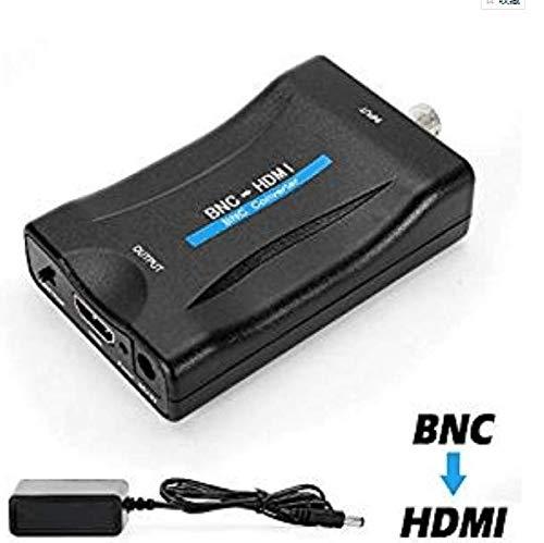 MakeTheOne BNC HDMI Convertidor Vídeo Adaptador Por