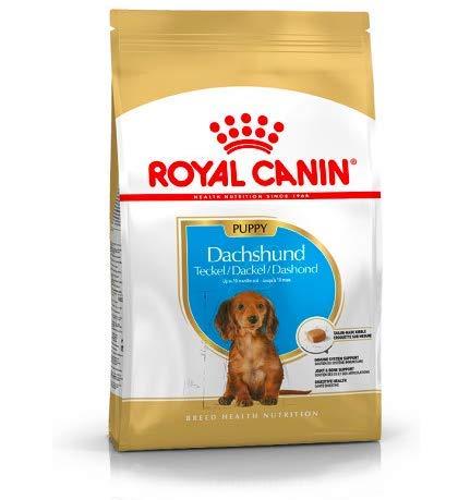 Maltbys' Stores 1904 Limited 3kg (2 x 1.5kg) Royal Canin DACHSHUND PUPPY Breed Health Nutrition Dog food