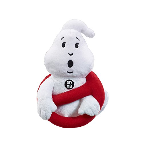 Ghostbusters GB03699 - Medio Peluche Musicale No Ghost