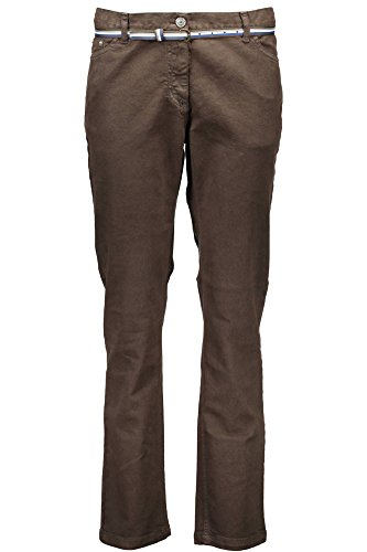 FRED PERRY 31502543 PANTALONE Donna MARRONE 0131