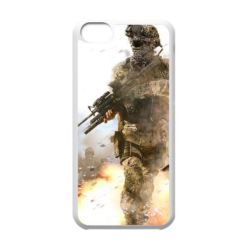 LP-LG Phone Case Of Call Of Duty For Iphone 5C [Pattern-6] Pattern-6