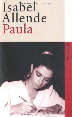 Buchseite und Rezensionen zu 'Paula (suhrkamp taschenbuch)' von Isabel Allende