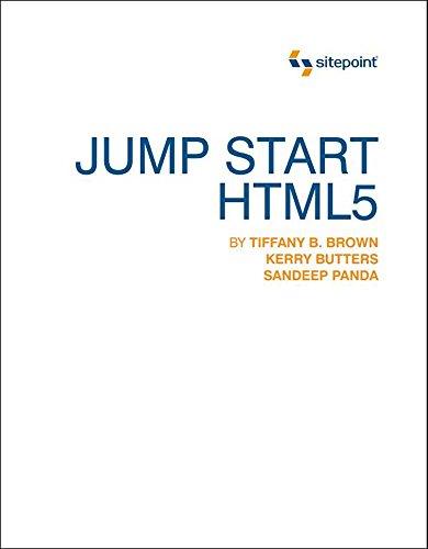 Jump Start HTML5 (English Edition)