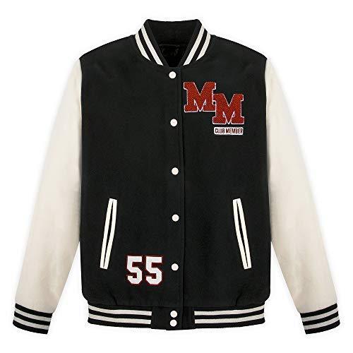 Disney Mickey Mouse Mouseketeer Letterman Jacket for Kids Size Unisex L Multi