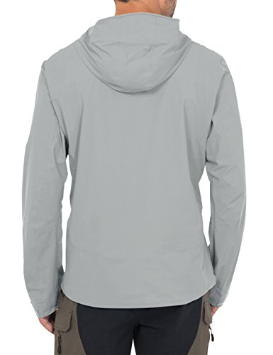 Vaude Herren Jacke Fjordan Jacket Pigeon Grey