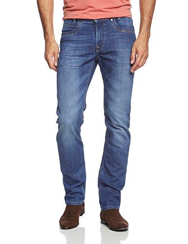 Atelier GARDEUR Herren Straight Leg Jeans Batu Blau (Stone Blue 67)