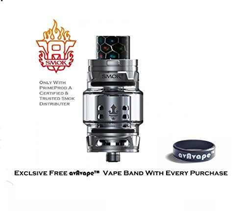 Smok TFV12 Prince Tank 8ml Cloud Beast Sub Ohm With Free Bonus avAvape™ Vape Band (Stainless)