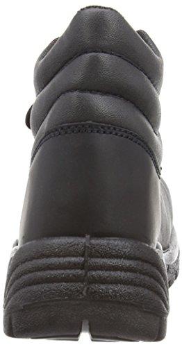 Portwest - Scarpe antinfortunistiche, Uomo, Nero (Black), 46 (11 uk) Nero (Black)