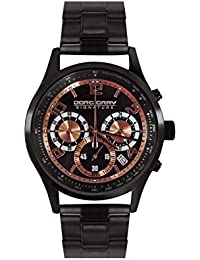 Jorg Gray Herren-Armbanduhr XL Chronograph Quarz Edelstahl JGS3570B