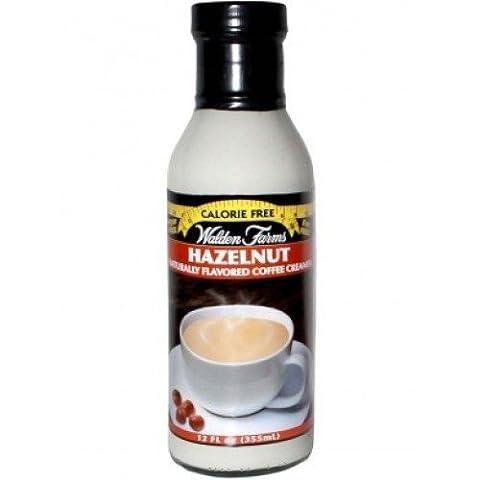 Coffee Creamer, Hazelnut - 355ml. by Walden Farms