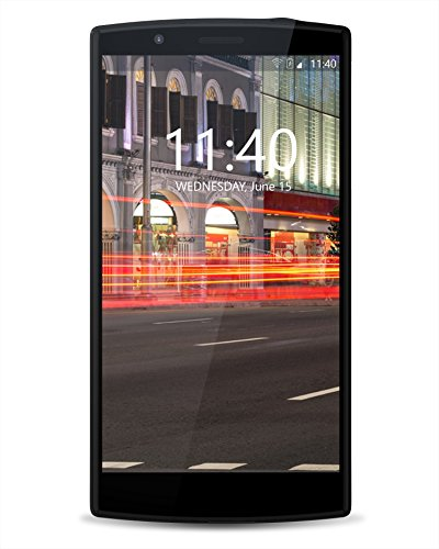 Hyve Buzz  Android Smartphone (twilight Black, 16gb)