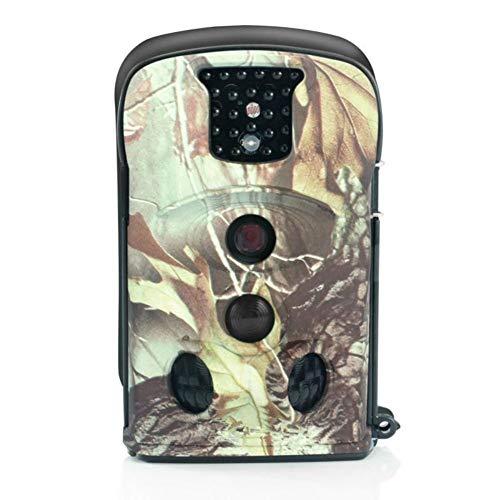 MC.PIG Wildkamera Jagdkamera 12MP 120 ° HD-Spielkamera Nachtsicht 65ft Wasserdichte, wild lebende Jagdkamera mit Schutzart IP54 (Farbe : B)