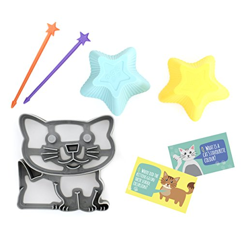 Lunch Punch Fun Lunch Kit – Katze/Kätzchen (Fun Punch)