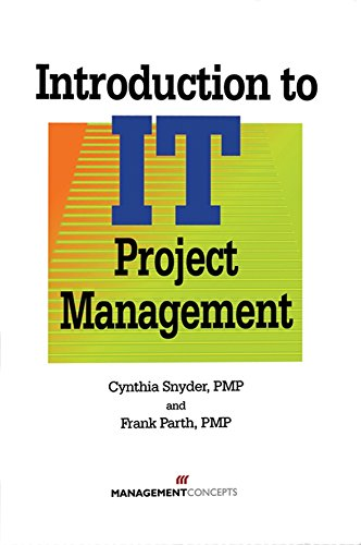 Introduction to IT Project Management por Cynthia Snyder