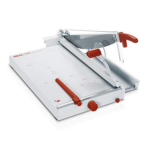 Massicot pour papier IDEAL 1058-580 mm - 40 feuilles 58 cm Schnittlänge