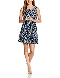 Tom Tailor Denim Easy Print Dress, Robe Femme