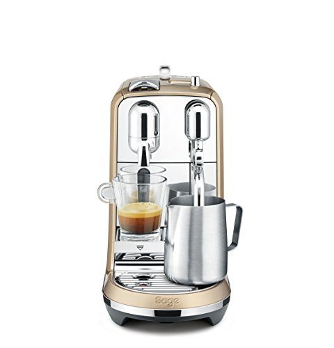 Nespresso Creatista Coffee Machine by Sage