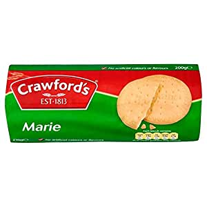 Crawford's Marie Biscuits (200g)