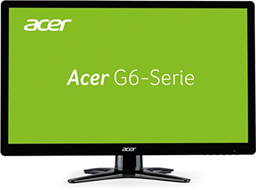 Acer G236HLBbid 23 inch Widescreen Full HD LED Monitor (16:9, 200 cd/m2, 100000000:1, 1920 x 1080, 5ms, HDMI)