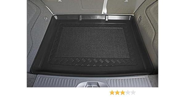 Kofferraummatte Mercedes B-Klasse W246 ohne doppelten Ladeboden