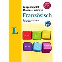 Langenscheidt Übungsgrammatik Französisch - Buch mit PC-Software zum Download: Grammatik nachschlagen, lernen und üben