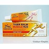 Pommade Baume du Tigre 30gr Pour les Muscles Anti-Douleurs (Tiger Balm) - NaturalBalm