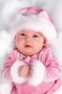 Mahalaxmi Baby S Love Cute Baby In A Pink Dress On Fine Art
