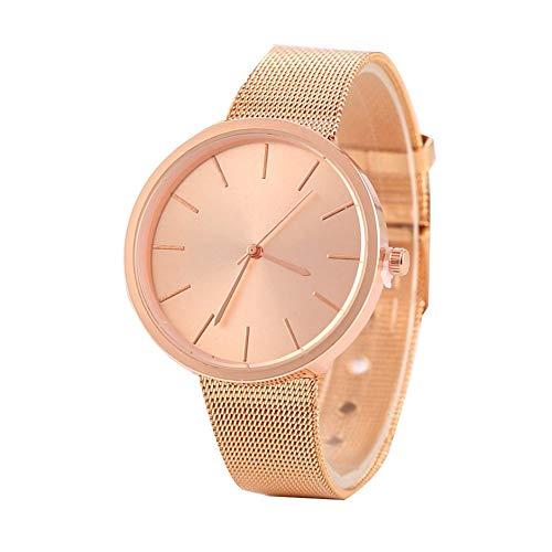 WEIWEITOE-DE Brilliant Bright Color Generous Luxury Women Dress Watch Suitable Commercial Activities Quartz Wristwatches