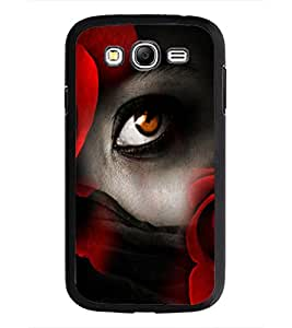PrintDhaba Eye D-2977 Back Case Cover for SAMSUNG GALAXY GRAND NEO PLUS (Multi-Coloured)