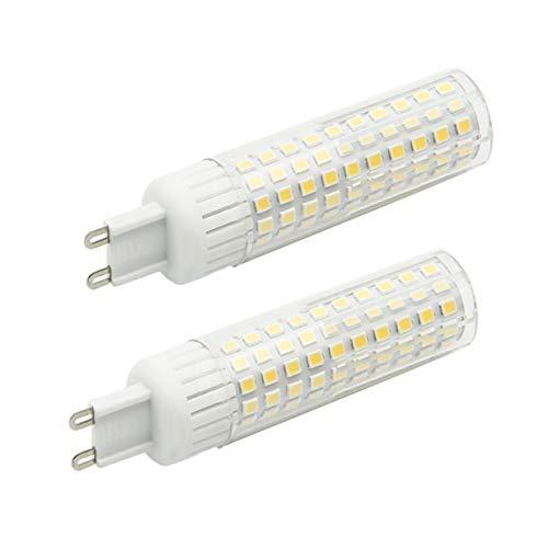 7117 G9 LED Lampadine 8.5W Ultima modello Equivalenti a 100 Watt Bulbo Alogeno, NON-Dimmerabile, Alta luminosità 220V Bianco Caldo 3000K(Confezione da 1) [Classe di efficienza energetica A+]