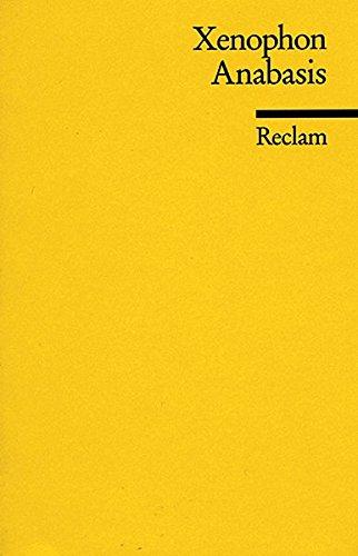Anabasis (Reclams Universal-Bibliothek)