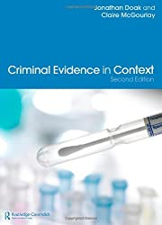 Criminal Evidence in Context