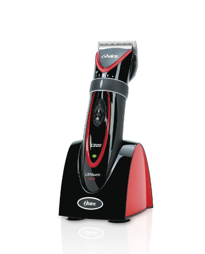 oster-c200-ion-cord-cordless-rechargeable-clipper-with-lithium-ion-technology