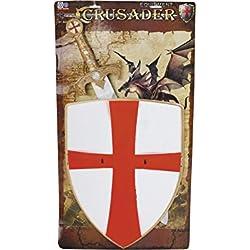 DISONIL Armas Medievales con Escudo y Espada