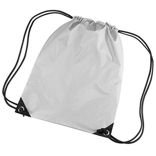 BagBase , Kinder Kinderhandtasche Silber - Silber
