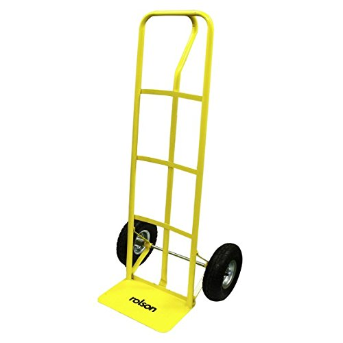 Rolson 42512 400 lb Hand Truck Capacity with 10-inch Wheels