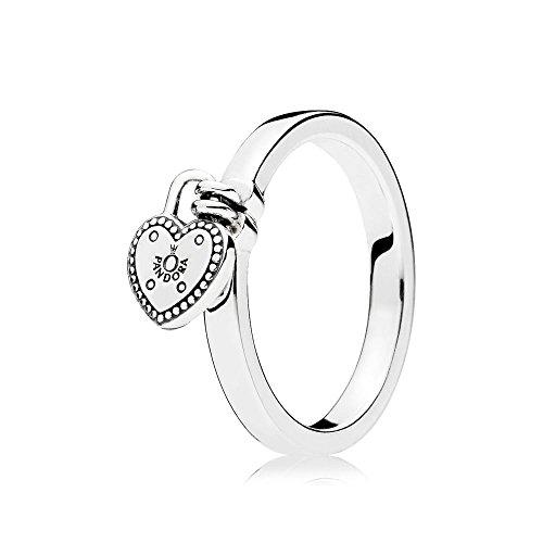 Pandora anello con motivo donna argento - 196571-52