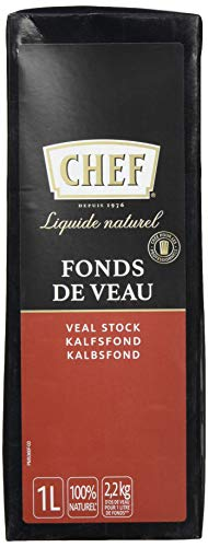 CHEF Signature Fond Kalb, 1 x 1 L Packung