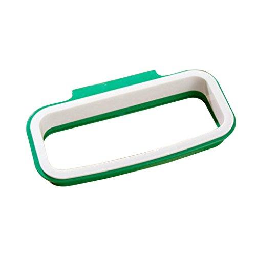 LUFA Armadio Cabinet portellone Holder sacchetto di immondizia Trash Spazzatura rack di stoccaggio Hanging