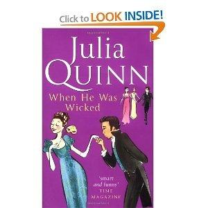 When He Was Wicked [Taschenbuch] by Julia Quinn