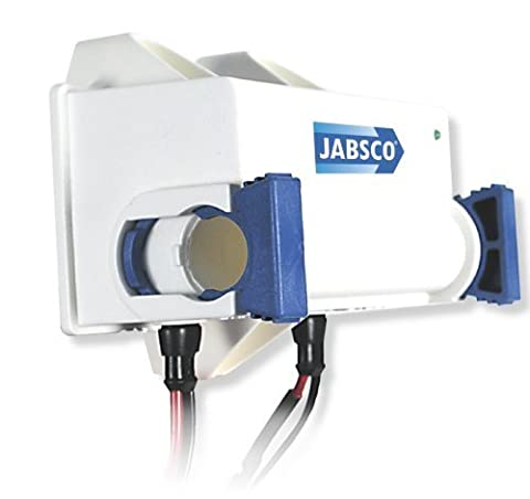 JABSCO 31777–0000Marineblau Smooth Flow Water Pump System Controller (12/24-volt, 12-amps by Jabsco