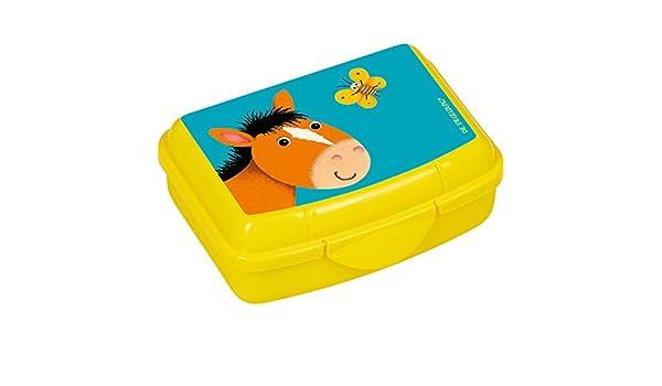Spiegelburg 14734 Mini-Snackbox Pferd Freche Rasselbande