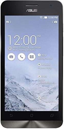 Asus ZenFone5 A501CG-2B359GER (Intel Atom Multi-Core Z2560, 1,6GHz, 12,7 cm (5 Zoll) Touchscreen, 2GB RAM, 16GB eMMC, 8 Megapixel Kamera, Android 4.3) weiß